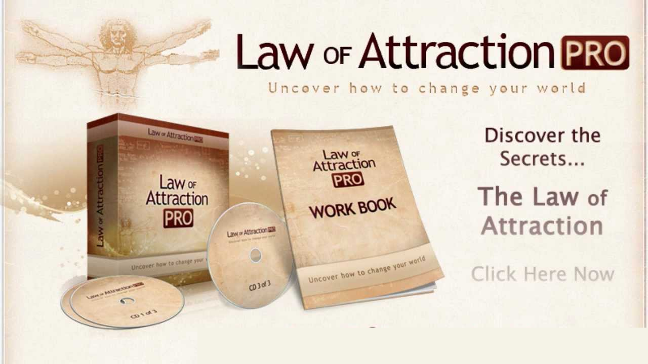 Law of Attraction Pro Review