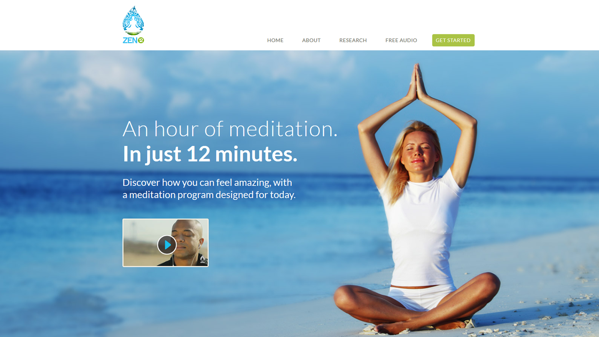 Zen12 Brainwave Meditation Review