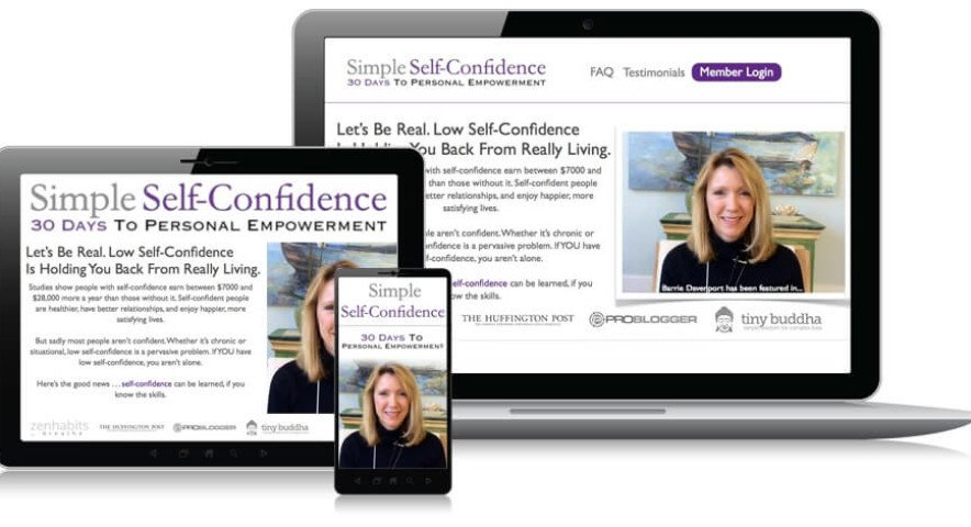 Live Bold & Bloom Simple Self-Confidence Review