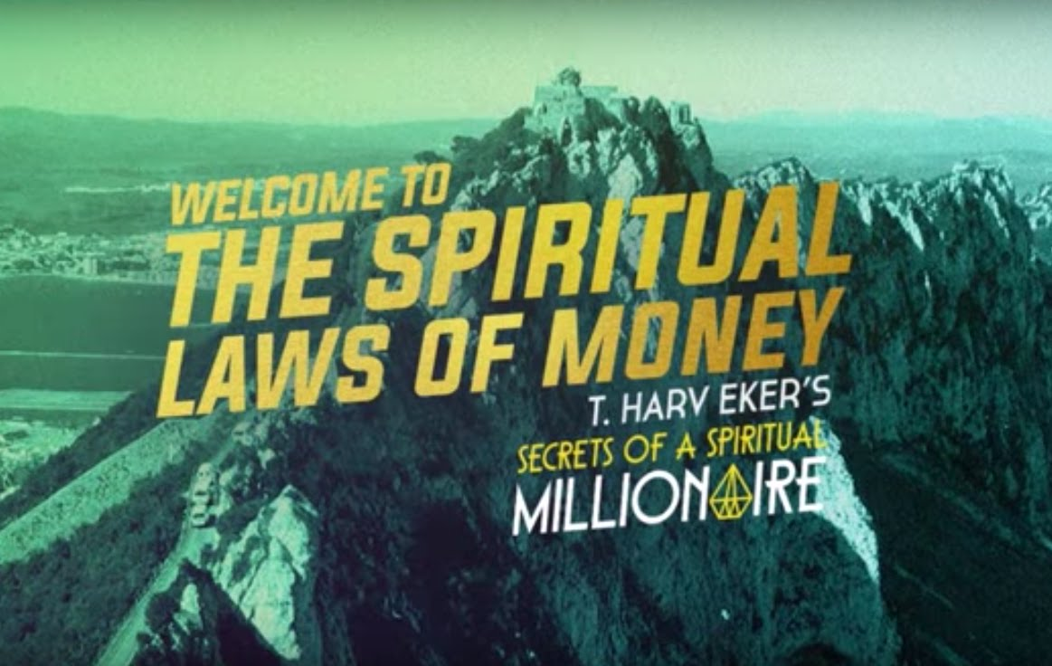 The Spiritual Laws of Money by T. Harv Eker Review
