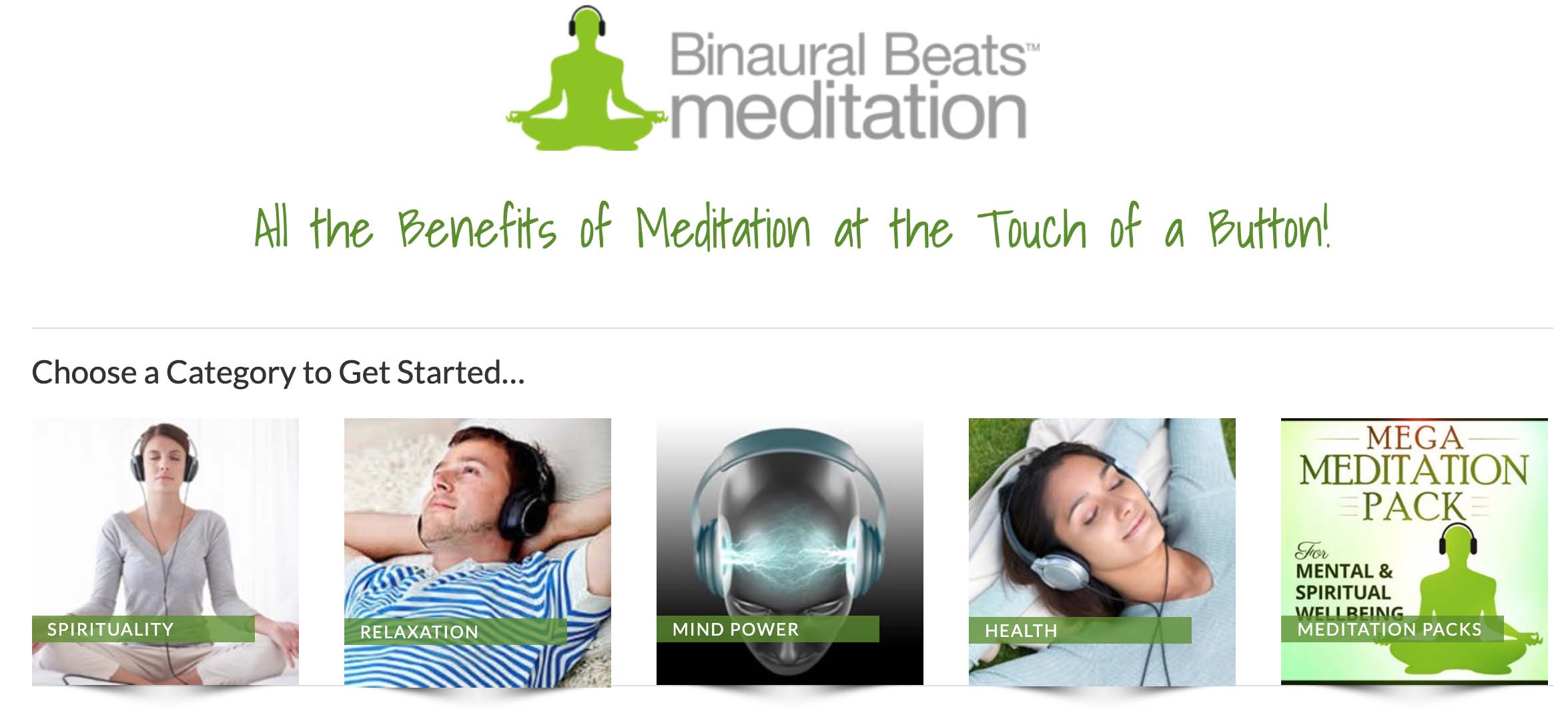 Binaural Beats Meditation Review
